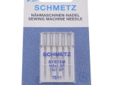 NEEDLE SCHMETZ SIZES 75 / 90